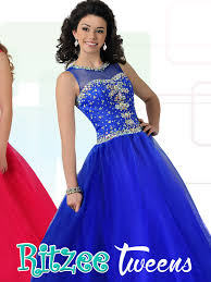 a modest junior pageant dress with amazing detail is ideal for any