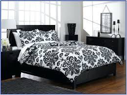 Walmart Black And White Bedding Black And White Bedding Paisley American Flag Bedding Skull