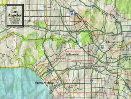 Map Los Angeles Image Los Angeles Map Png Vampire The Masquerade