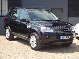 used land rover freelander hse manual cars for sale motors co uk