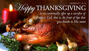 hebrews 13 15 happy thanksgiving tell the lord thank you