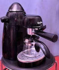 Skyline 750 ml Espresso Coffee Maker Black Price in India Buy