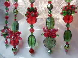90 best beaded ornament hooks dangles images on