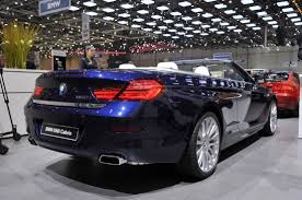bmw convertible 650i price bmw 650i convertible showcased at geneva motor