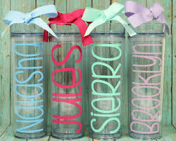 best 25 personalized tumblers ideas on plastic