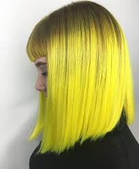 grow hair bob coloring the 25 best yellow hair dye ideas on pinterest yellow hair