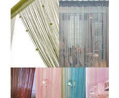rideau fils 盪 acheter rideaux fils en ligne sur livingo