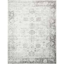 Beige And Gray Rug Gray Area Rugs Rugs The Home Depot
