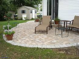 Patio Block Design Ideas Paving Designs For Backyard Design Ideas