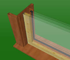 Interior Green Green Fret Consulting Interior Storm Window
