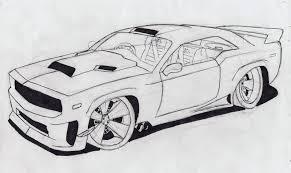 gallery easy car drawings in pencil drawing art gallery