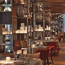 luxury restaurant design il lago dei cigni by the gallery hba