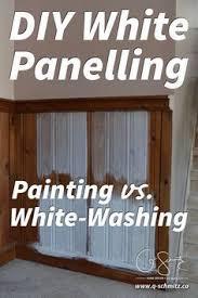 painting paneling in basement painting vs whitewashing panelling and brick basements bricks