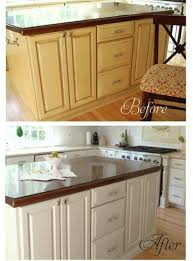 painting kitchen cabinets etc centsational style
