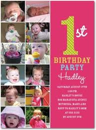 cheap first birthday invitations ideas 11 unique and cheap