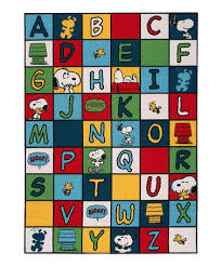 Snoopy Rug Love This Snoopy Alphabet Rug On Zulily Zulilyfinds Perfect For