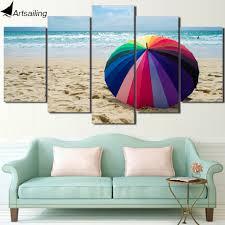 Lightweight Beach Parasol Online Get Cheap Rainbow Beach Umbrella Aliexpress Com Alibaba