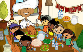happy thanksgiving from nourish interactive