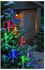 best 25 led icicle lights ideas on battery operated