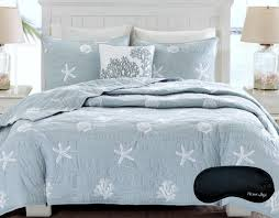 Beach Theme Quilt Coastal Collection Bedding Sets Fenwick Collection 3piece Coastal