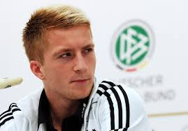 Marco Reus Hairstyle Marco Reus Photos Photos Germany Training And Press Conference