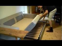 Ikea Ektorp Sleeper Sofa by Ikea Ektorp Sofa Youtube