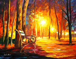 emotions u2014 palette knife oil painting on canvas by leonid afremov