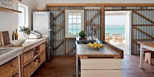 cuisines rustiques bois cuisine style cagne toutes nos idées déco pour une cuisine en