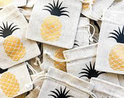 tropical party favor etsy