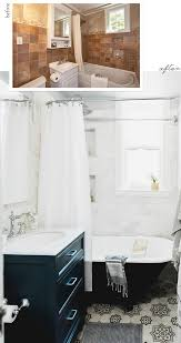 Small Bathroom Renovation Before And After Our Teeny Tiny Bathroom Reveal Lark U0026 Linen