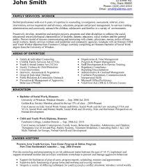 Government Resume Examples by Government Resume Format