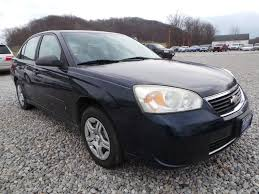 used 2006 chevrolet malibu sedan ls w 1ls blue for sale