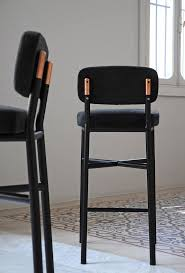 bar stools attractive contemporary upholstered bar chair