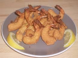 comment cuisiner des crevettes comment faire des beignets de crevettes très facilement
