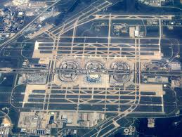 Map Of Dallas Airport by Dallas Fort Worth International Airport Simple English Wikipedia