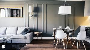 salotto sala da pranzo alla moda il grigio nel salotto sala da pranzo stile eclettico
