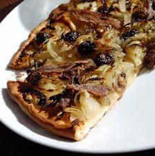 recette de cuisine provencale pissaladière recette de pizza à la mode niçoise cuisine provencale