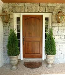 front doors front porch planter ideas for winter surprising