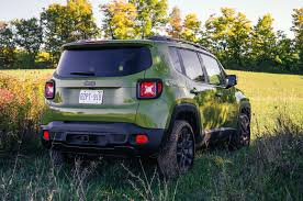 blackout jeep cherokee review 2016 jeep renegade 75th anniversary edition canadian