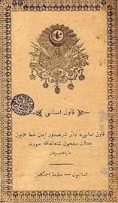 Ottoman Empire Laws Ottoman Constitution Of 1876