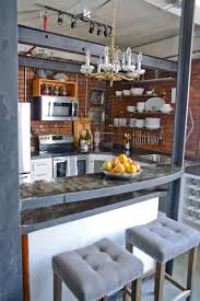 decorator brings french farmhouse style to castleberry hill loft