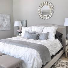 Best  Grey Bedrooms Ideas On Pinterest Grey Room Pink And - Bedroom decoration ideas
