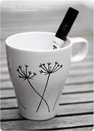 decorate your own tea cup 25 best design your own mug ideas on sharpie mug