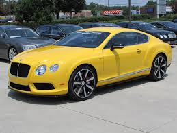 bentley yellow 2014 bentley continental gt v8 s start up exhaust and in depth