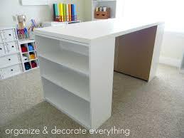 bedroom interesting ana white modern craft table aqua diy