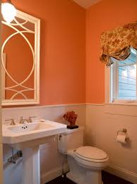 orange bathroom decorating ideas awesome orange bathroom decorating ideas photos interior design