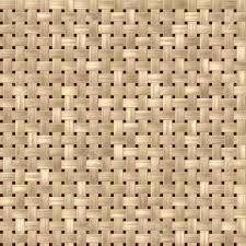 light woody rattan wicker weave seamles pattern texture background