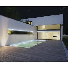 ruban led escalier kit ruban led blanc waterproof eclairage terrasse et allée