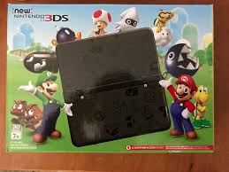 black friday new 3ds xl new nintendo 3ds black friday mario edition for sale atari forums