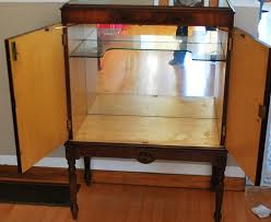 furniture appealing antique liquor cabinet with wooden source for